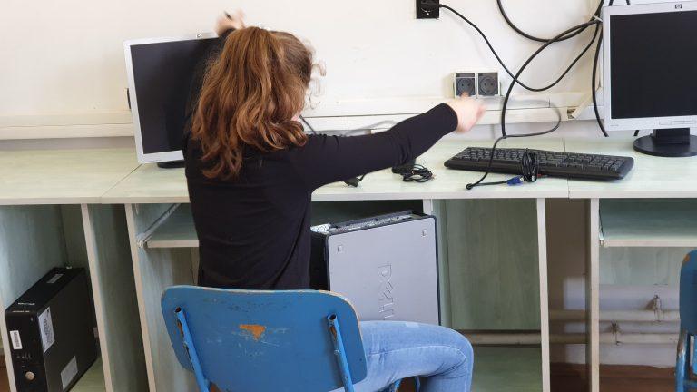Laslea și Mălâncrav, martie 2020: Avem donație de calculatoare pentru școli!
