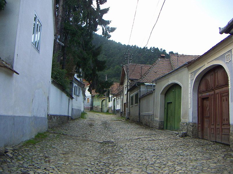 sat Transilvania