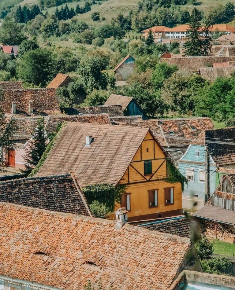 unesco transilvania