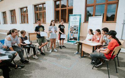 Vară 2021: Eco-Lab Laslea, educație ecologică la sat