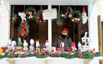 Sibiu, decembrie 2018: Suntem la Târgul de Crăciun!