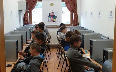 Matematica digitală la noi la școală