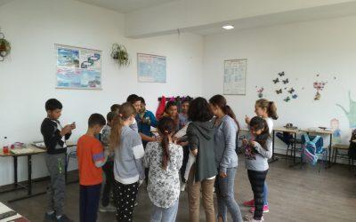 Laslea, septembrie 2019: Atelier de dezvoltare personală