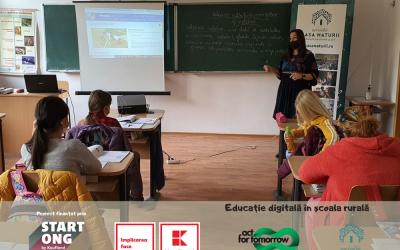 digital education Transylvania